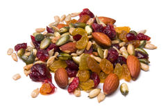 Trail Mix Royalty Free Stock Images