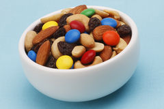 Free Trail Mix Royalty Free Stock Images - 27390049