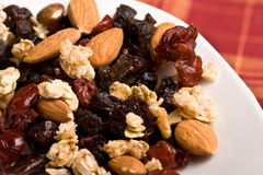 Trail mix Stock Photos