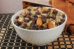 Trail mix Royalty Free Stock Photo