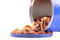 Trail Mix Healthy Snack Royalty Free Stock Photo