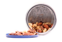 Trail Mix Peanut Snack Stock Photo