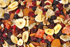 Free Trail Mix Snack Food Royalty Free Stock Photo - 15372095