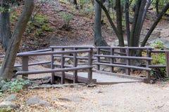Trail Nojoqui Falls Park California Stock Image