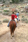 Trail Ride Stock Photography