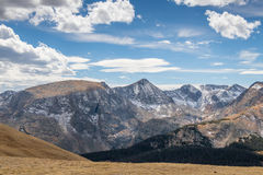 Trail Ridge Road Colorado Royalty Free Stock Image