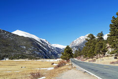 Trail Ridge Road Stock Images