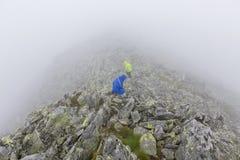 Trail runner Stock Images