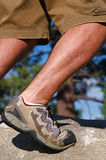 Trail Running Stock Photography