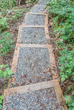 Trail Steps 3 Stock Images