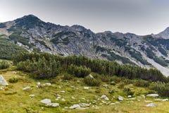 Trail to Sinanitsa peak, Pirin Mountain Royalty Free Stock Photos