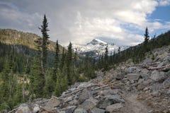 Trail, Wallowa Mountains, Oregon Royalty Free Stock Photography