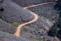 Trailblazer, Marin Headland stock images