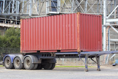 Trailer Stock Images