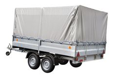 Trailer Royalty Free Stock Images
