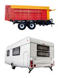 Trailer Stock Photography