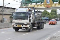 Trailer truck, Stock Image