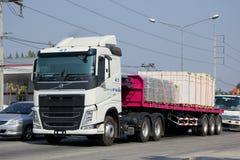 Trailer Truck of SCG logistics. Stock Photography