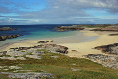 Free Trailleach Beach, Isle Of Coll Stock Images - 59931704