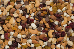 Trailmix Royalty Free Stock Images