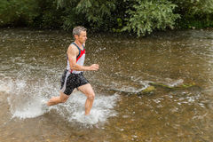 Trailrunning Stock Photography
