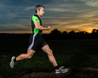Trailrunning Royalty Free Stock Image