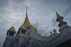 Traimit寺庙,曼谷 库存照片