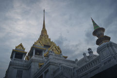 Traimit-Tempel, Bangkok Stockfotos