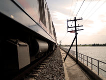 Train 03 photo libre de droits