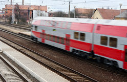 Train Photographie stock libre de droits
