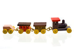 A train Royalty Free Stock Image