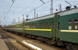 The train Stock Photos