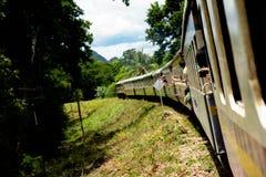 Train Image libre de droits
