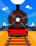 Train stock illustration