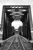 Train bridge Stock Images