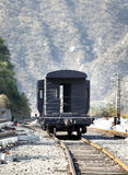 Train caboose stock photos
