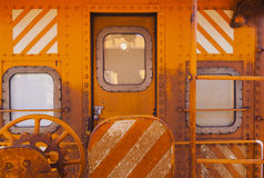 Train Caboose Stock Photos