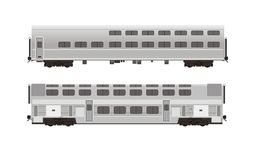 Train car illustration Stock Images
