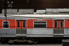 Train car Royalty Free Stock Images