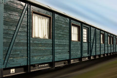 Train carriages Royalty Free Stock Image