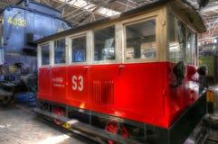 Train Cars Royalty Free Stock Photo