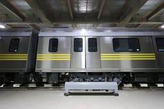 Train cars Royalty Free Stock Image