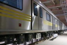 Train cars Royalty Free Stock Photography