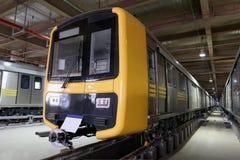 Train cars Royalty Free Stock Photos