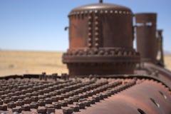 Train Cemetery Uyuni Stock Photos