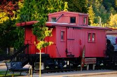 Train classique Photographie stock