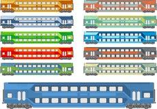 Train coach Stock Photography