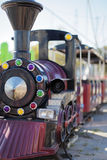 Train coloré Photos libres de droits