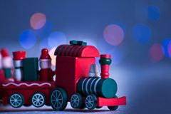 Train is coming Royalty Free Stock Photography