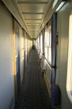 Train compartments Royalty Free Stock Photo